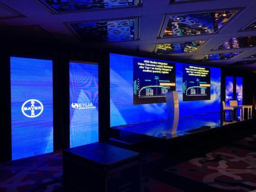 pantallas de led y Totem